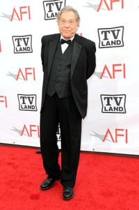 George Segal at the  38th AFI Life Achievement Awards.