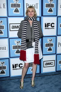 Emmanuelle Seigner at the 2008 Film Independent's Spirit Awards.