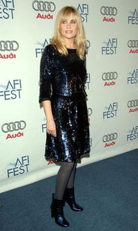 Emmanuelle Seigner at the special screening of