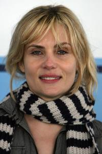 Emmanuelle Seigner at the 2008 Spirit Awards.