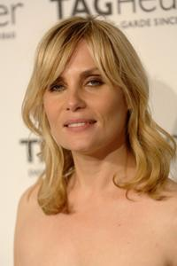 Emmanuelle Seigner at the Tag Heuer Celebrates