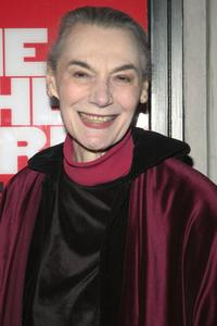 Marian Seldes at the Off-Broadway opening night performance of