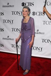 Marian Seldes at the 64th Annual Tony Awards.