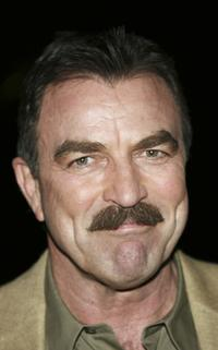 Tom Selleck at the Screening of