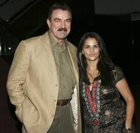 Tom Selleck and Bela Bajaria at the CBS Screening of