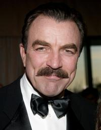 Tom Selleck at the 124th Annual National Guard Association of the United States Conference and Exposition.