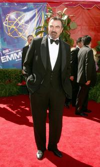 Tom Selleck at the 58th Annual Primetime Emmy Awards.