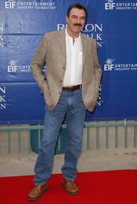 Tom Selleck at the 15th Annual EIF Revlon Run/Walk For Women.