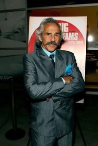 Pepe Serna at the world premiere of