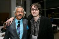 Pepe Serna and director/screenwriter David Boyle at the world premiere of