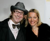 Martin Semmelrogge and Sonja Semmelrogge at the 42nd Goldene Kamera Awards.