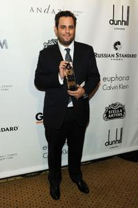 Kevin Asch at the IFP's 20th Annual Gotham Independent Film Awards.