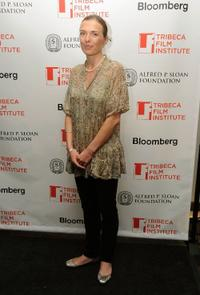 Diane Bell at the Union Square Ballroom during the 2010 Tribeca Film Festival.