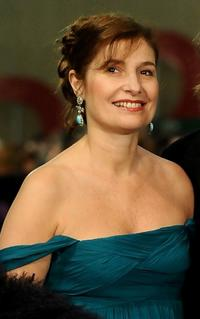 Assumpta Serna at the Goya Cinema Awards 2009 ceremony.