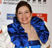 Assumpta Serna at the European Academy Cinema Awards 2004.