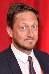 Ben Cartwright at The British Soap Awards in Manchester, England.