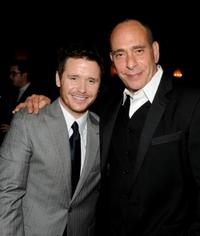 Kevin Connolly and Nestor Serrano at the after party of the premiere of