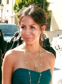 Anjelah Johnson at the 2008 ALMA Awards.