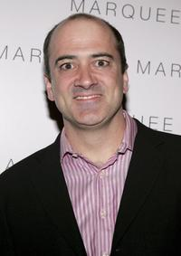 Matt Servitto at the LaSalleHolland Tribeca Film Festival.