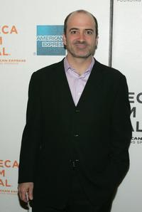 Matt Servitto at the premiere of