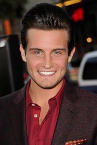 Nico Tortorella at the California premiere of