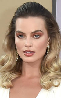 Margot Robbie at the premiere of