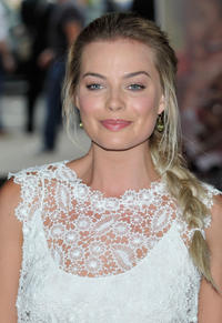 Margot Robbie at the World premiere of