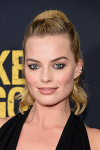 Margot Robbie at the New York premiere of