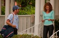 Jeffrey S.S. Johnson as Brady McDaniels and Robyn Lively as Maddy in