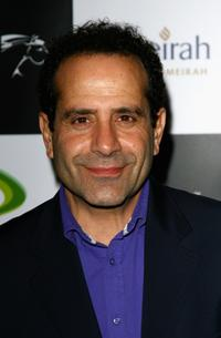 Tony Shalhoub at a premiere of