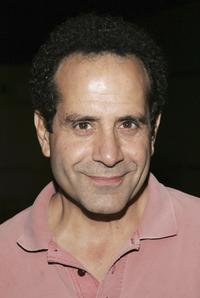 Tony Shaloub at the premiere of