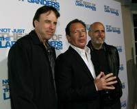 Kevin Nealon, Garry Shandling and Jeffrey Tambor at the wrap party and DVD release of