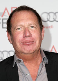 Garry Shandling at the screening of