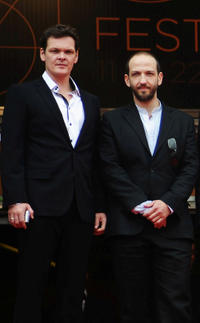 Viktor Tremmel and Michael Fuith at the France premiere of