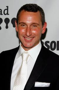 Adam Shankman at the 18th Annual GLAAD Media Awards.