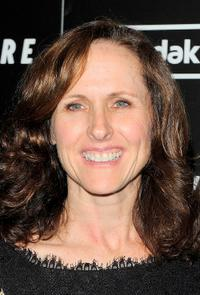 Molly Shannon at the New York screening of
