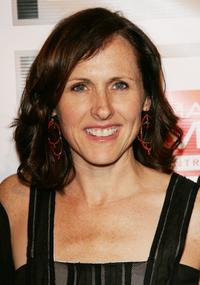 Molly Shannon at the Entertainment Weekly and Matrix Men upfront party.