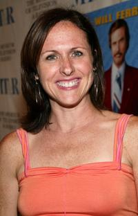 Molly Shannon at the special screening of