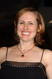 Molly Shannon at the ABC All-Star party to celebrate the network's mid-season television shows.