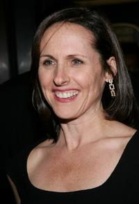 Molly Shannon at the World premiere of
