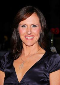 Molly Shannon at the premiere of