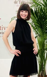 Delphine Chaneac at the photocall of