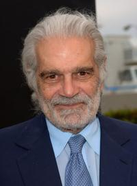 Omar Sharif at the