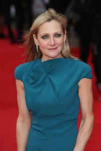 Lesley Sharp at the Arqiva British Academy Television Awards 2013 in England.