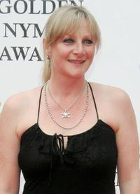 Lesley Sharp at the 2007 Monte Carlo Television Festival.