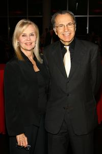 Cornelia Sharpe and Earle Mack at the gala screening of