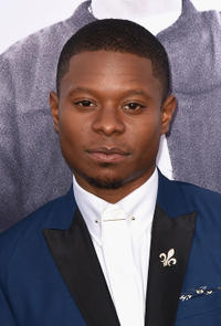 Jason Mitchell at the California premiere of