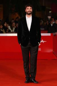 Luca Calvani at the premiere of