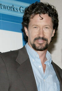 Charles Shaughnessy at the announcement of the Disney Channel's new talk show