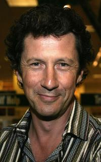 Charles Shaughnessy at the booksigning event for Allison DuBois'